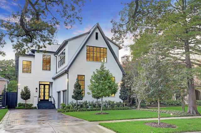6628 Vanderbilt Street, West University Place, TX 77005 (MLS #17750626) :: Homemax Properties