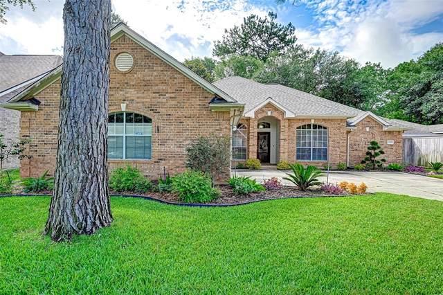 13103 Dogwood Glen Court, Cypress, TX 77429 (MLS #17757739) :: The Sansone Group