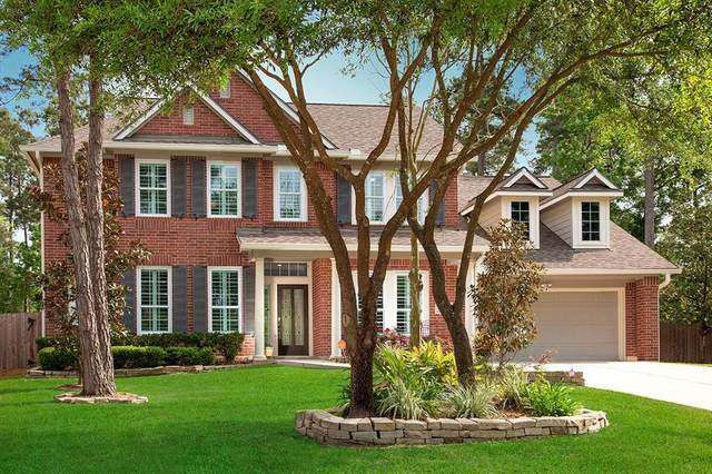139 N Concord Valley Circle, The Woodlands, TX 77382 (MLS #17763333) :: The Heyl Group at Keller Williams