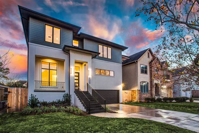 4329 Valerie Street, Bellaire, TX 77401 (MLS #17774684) :: Caskey Realty