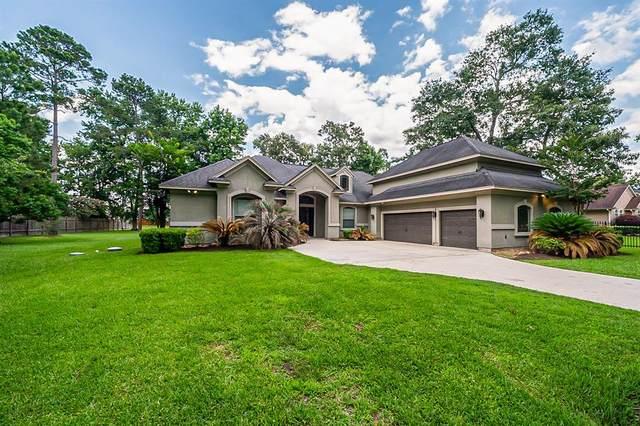 27810 E Benders Landing Boulevard, Spring, TX 77386 (MLS #17777138) :: My BCS Home Real Estate Group