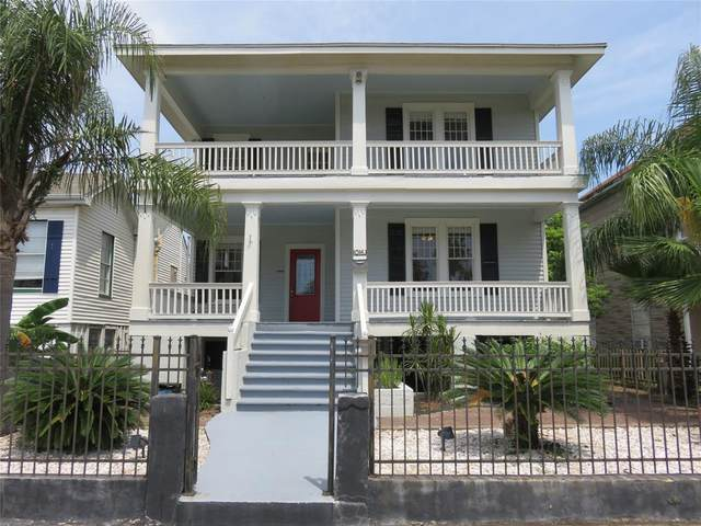1016 Broadway Street, Galveston, TX 77550 (MLS #17779183) :: Caskey Realty