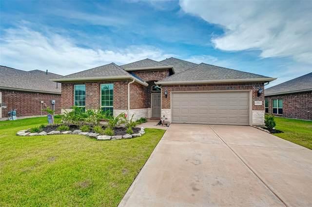 6211 Kolle Drive, Rosenberg, TX 77471 (MLS #17785469) :: The Sansone Group