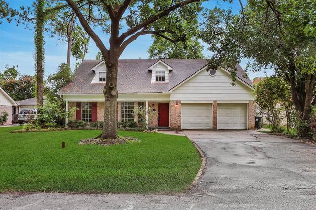 10139 Metronome Drive, Houston, TX 77080 (MLS #17792131) :: The SOLD by George Team