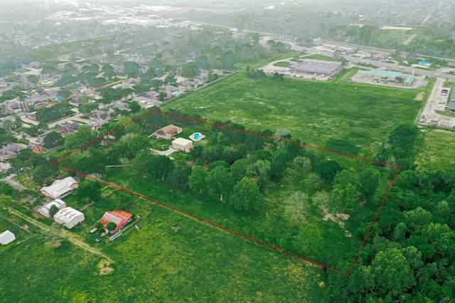 4250 Avenue P, Santa Fe, TX 77510 (MLS #17799399) :: Homemax Properties