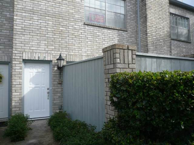 382 Wilcrest Drive #382, Houston, TX 77042 (MLS #17804558) :: Texas Home Shop Realty