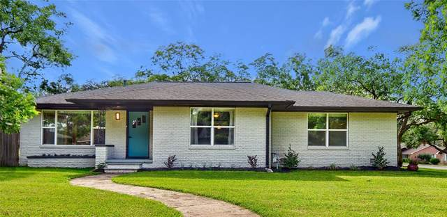 1087 S Holland Street, Bellville, TX 77418 (MLS #17807416) :: The SOLD by George Team