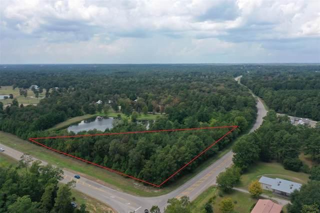 2AC Fm 2432, Willis, TX 77378 (MLS #17823239) :: My BCS Home Real Estate Group