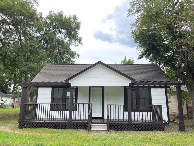 508 Davis Street, Wharton, TX 77488 (MLS #17825863) :: All Cities USA Realty