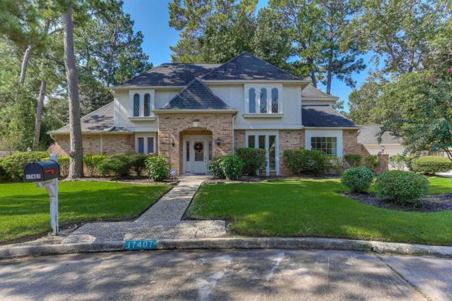 17407 Ridge Top Drive, Houston, TX 77090 (MLS #17833615) :: Carrington Real Estate Services