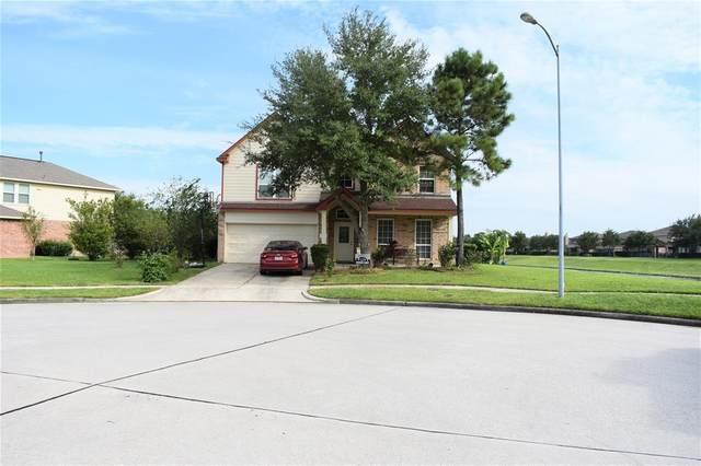 9502 Arrowhead Terrace Lane, Humble, TX 77396 (MLS #17834574) :: The Sansone Group