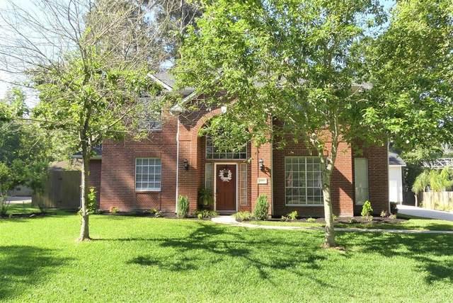 616 Spring Forest Drive, Conroe, TX 77302 (MLS #17836072) :: Rachel Lee Realtor
