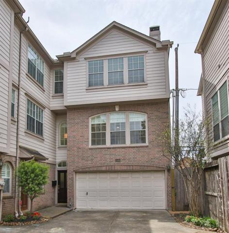 1504 Crocker Street, Houston, TX 77019 (MLS #17840538) :: Texas Home Shop Realty