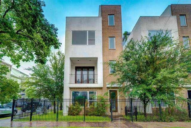 1224 Summer Street, Houston, TX 77007 (MLS #17852206) :: The Freund Group