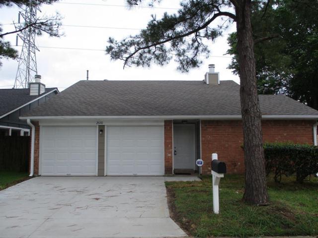 2610 Creekway Circle, Missouri City, TX 77459 (MLS #17860471) :: Texas Home Shop Realty