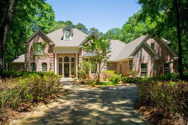 902 Brentwood Drive S, Lufkin, TX 75901 (MLS #17881059) :: The Bly Team