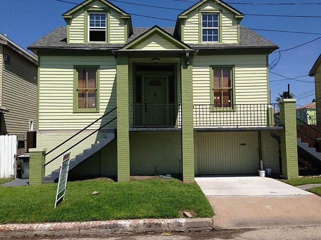 308 17th Street, Galveston, TX 77550 (MLS #17889876) :: Keller Williams Realty