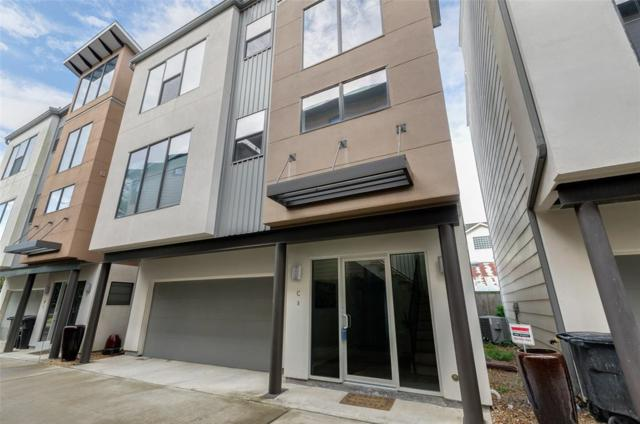 941 W 21st Street C, Houston, TX 77008 (MLS #17892194) :: Texas Home Shop Realty