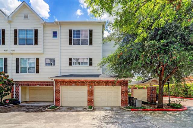 9200 Westheimer Road #204, Houston, TX 77063 (MLS #17892811) :: Caskey Realty