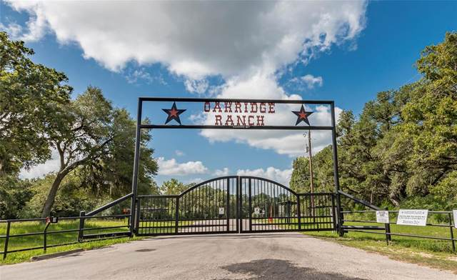 000 TR 14 Oakridge Road, Weimar, TX 78962 (MLS #17900741) :: Guevara Backman
