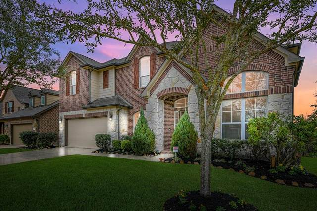 20702 Bahama Blue Drive, Richmond, TX 77407 (MLS #17922746) :: The Jennifer Wauhob Team