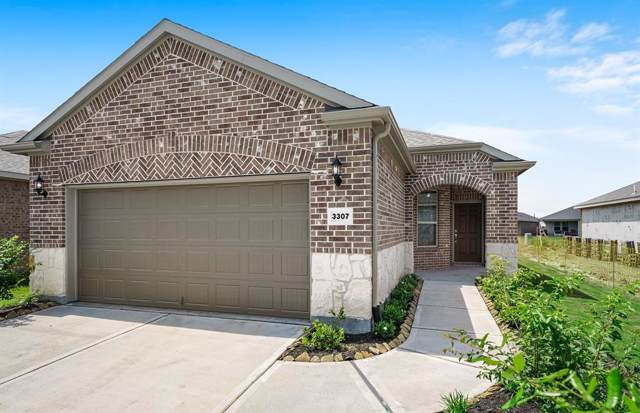 3307 Golden Eagle Way, Richmond, TX 77469 (MLS #17924369) :: The Heyl Group at Keller Williams