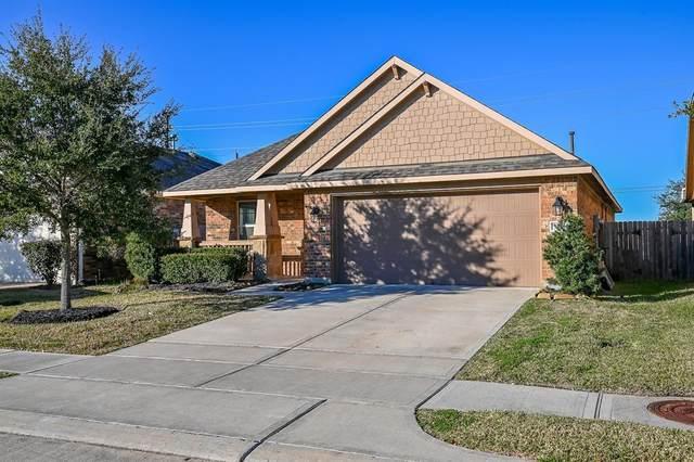 5319 Baronet Drive, Katy, TX 77493 (MLS #17924987) :: Christy Buck Team