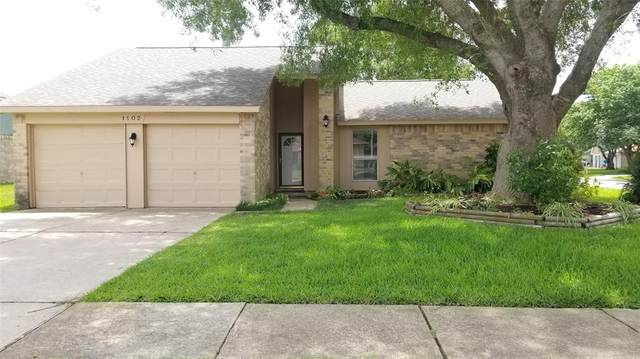 1102 Canyon Springs Drive, La Porte, TX 77571 (MLS #17932029) :: The Queen Team