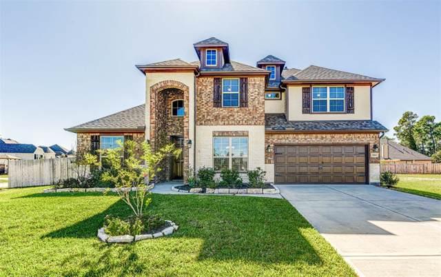 20803 Broadsword Drive, Tomball, TX 77375 (MLS #17936331) :: The Parodi Team at Realty Associates