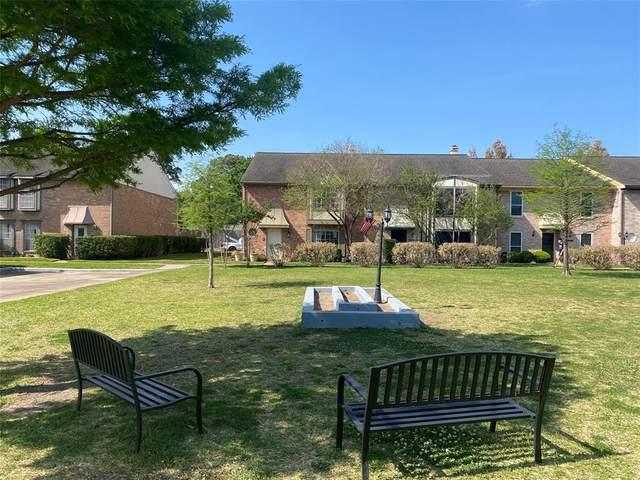 14676 Perthshire Road F, Houston, TX 77079 (MLS #17939229) :: Green Residential