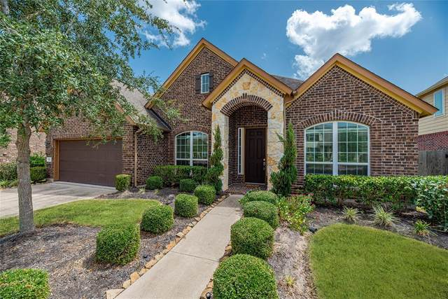 50 Ember Branch Drive, Missouri City, TX 77459 (MLS #17944330) :: The Freund Group