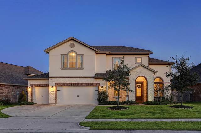 16602 Havasu Drive, Cypress, TX 77433 (MLS #17958432) :: The Bly Team