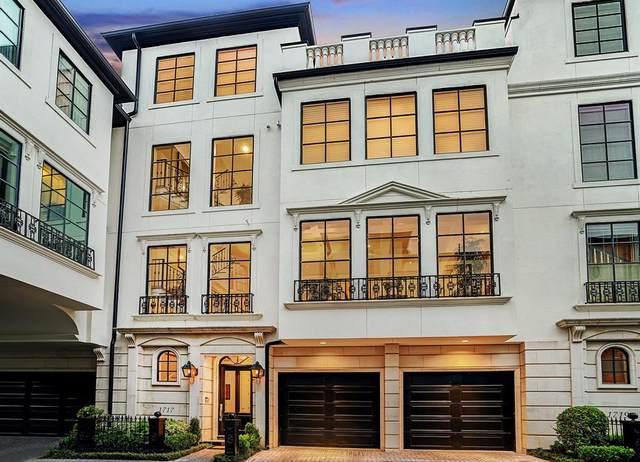 1717 Sunset Boulevard, Houston, TX 77005 (MLS #17958818) :: Lerner Realty Solutions