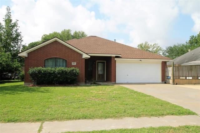 507 Jackson Avenue, Clute, TX 77531 (MLS #17961967) :: The Heyl Group at Keller Williams