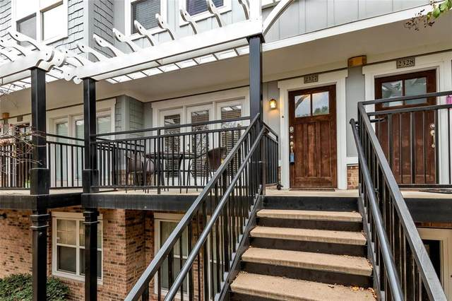 1725 Harvey Mitchell Parkway S #2327, College Station, TX 77840 (MLS #17973129) :: Caskey Realty