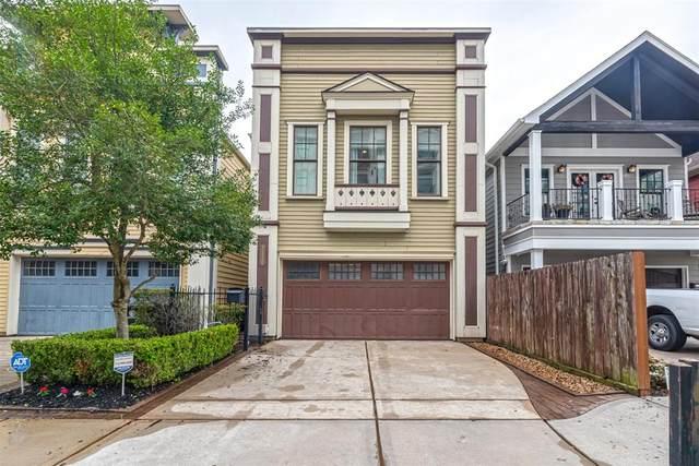 1430 Dorothy Street, Houston, TX 77008 (MLS #17990551) :: Ellison Real Estate Team