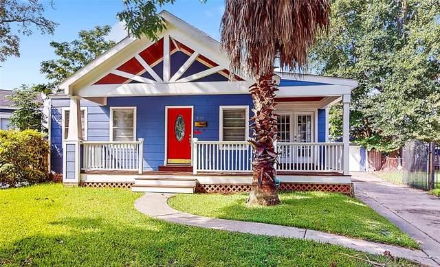 919 Dorothy Street, Houston, TX 77008 (MLS #17997324) :: The Property Guys