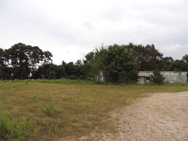 17509 Fm 1774, Plantersville, TX 77363 (MLS #18003454) :: The Home Branch