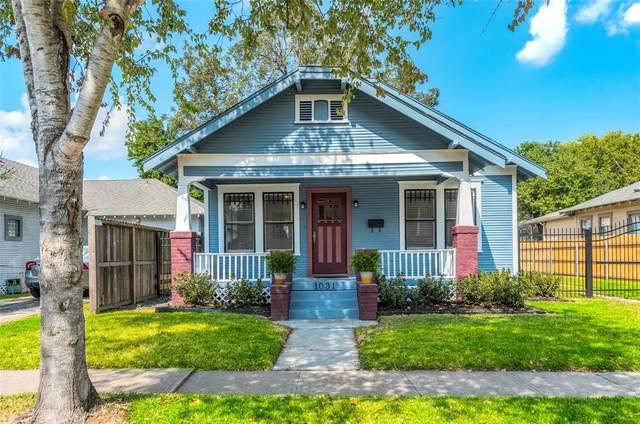 1031 E 16th Street, Houston, TX 77009 (MLS #18024019) :: Michele Harmon Team