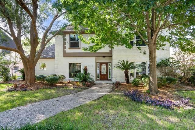 1018 Daria Drive, Houston, TX 77079 (MLS #18030023) :: The Home Branch