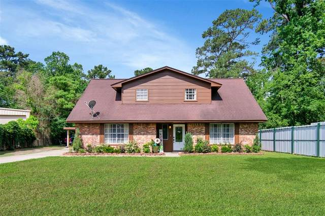 15831 Calvin Road, Houston, TX 77090 (MLS #18031530) :: Connell Team with Better Homes and Gardens, Gary Greene