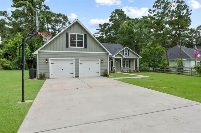 354 Ridgewood Drive, Magnolia, TX 77355 (MLS #18040946) :: My BCS Home Real Estate Group