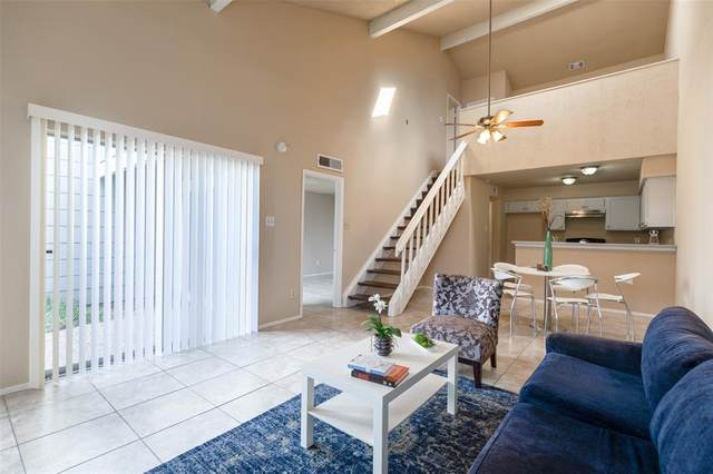 12129 Sandpiper Drive #121, Houston, TX 77035 (MLS #18053068) :: Caskey Realty
