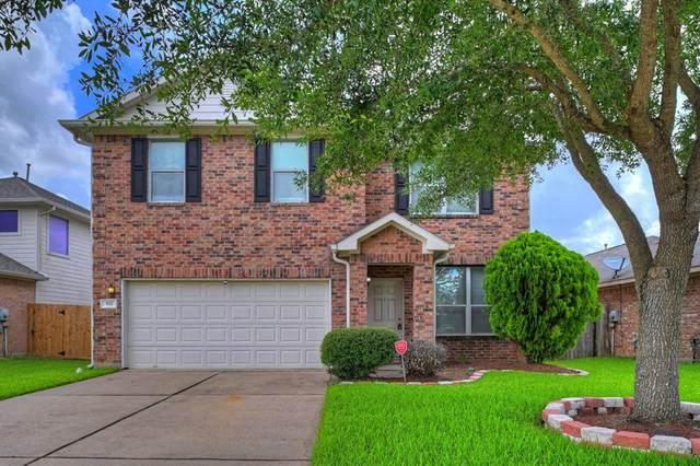922 Auburn View Lane, Fresno, TX 77545 (#18055677) :: ORO Realty