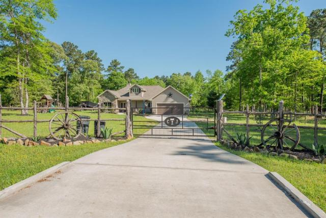 11515 Bilnoski Road, Willis, TX 77378 (MLS #18070145) :: The Home Branch