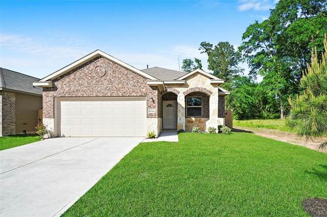 14181 Harlequin Drive, Willis, TX 77318 (MLS #18088930) :: The Queen Team