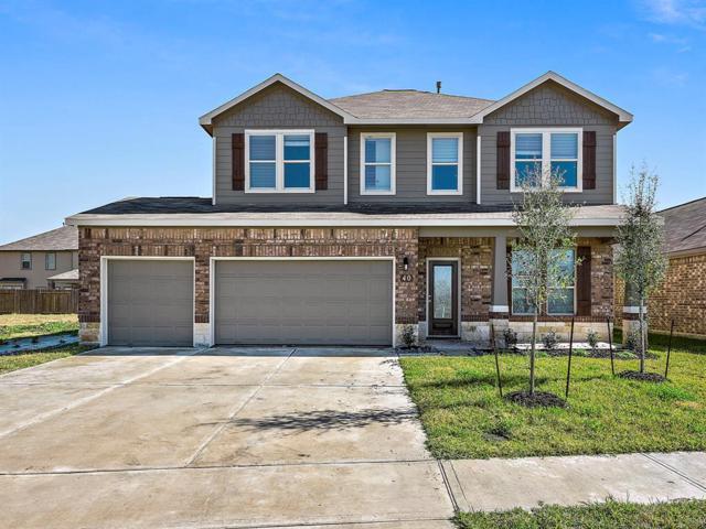 40 Alyssa Palms Drive, Manvel, TX 77578 (MLS #18090721) :: Giorgi Real Estate Group