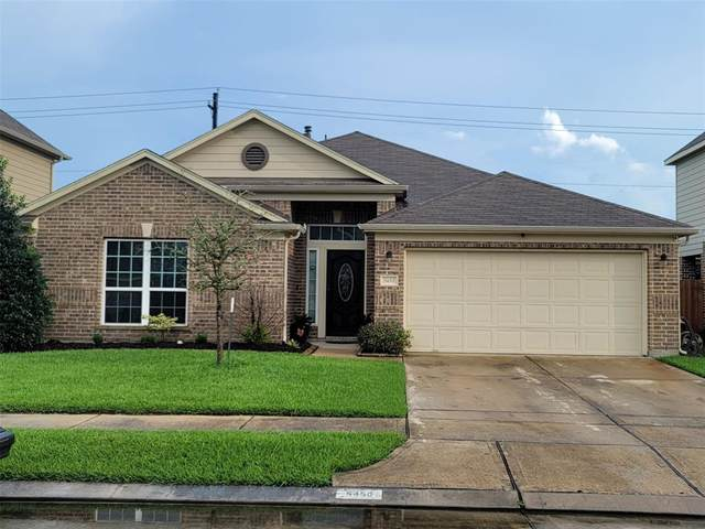 5450 Peppermint Drive, Baytown, TX 77521 (#18090932) :: ORO Realty