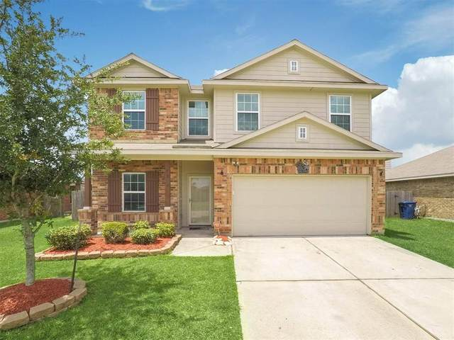1203 Starflower Lane, Baytown, TX 77521 (MLS #18092533) :: The Queen Team
