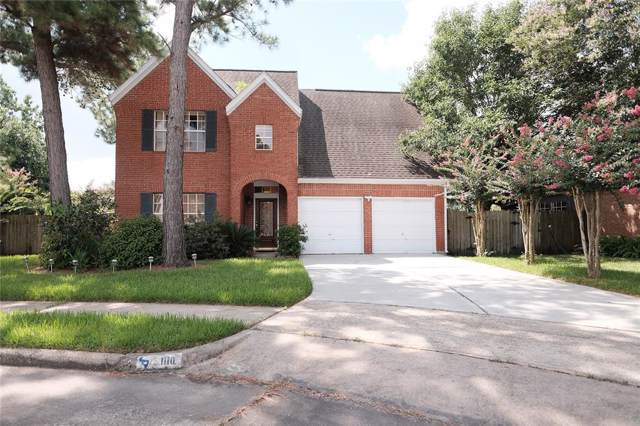 1110 Dunhaven Court, Houston, TX 77062 (MLS #18105153) :: Ellison Real Estate Team